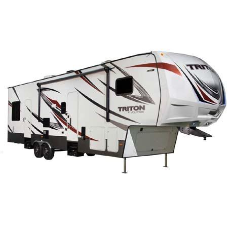 2017 Dutchmen Voltage Triton 3451