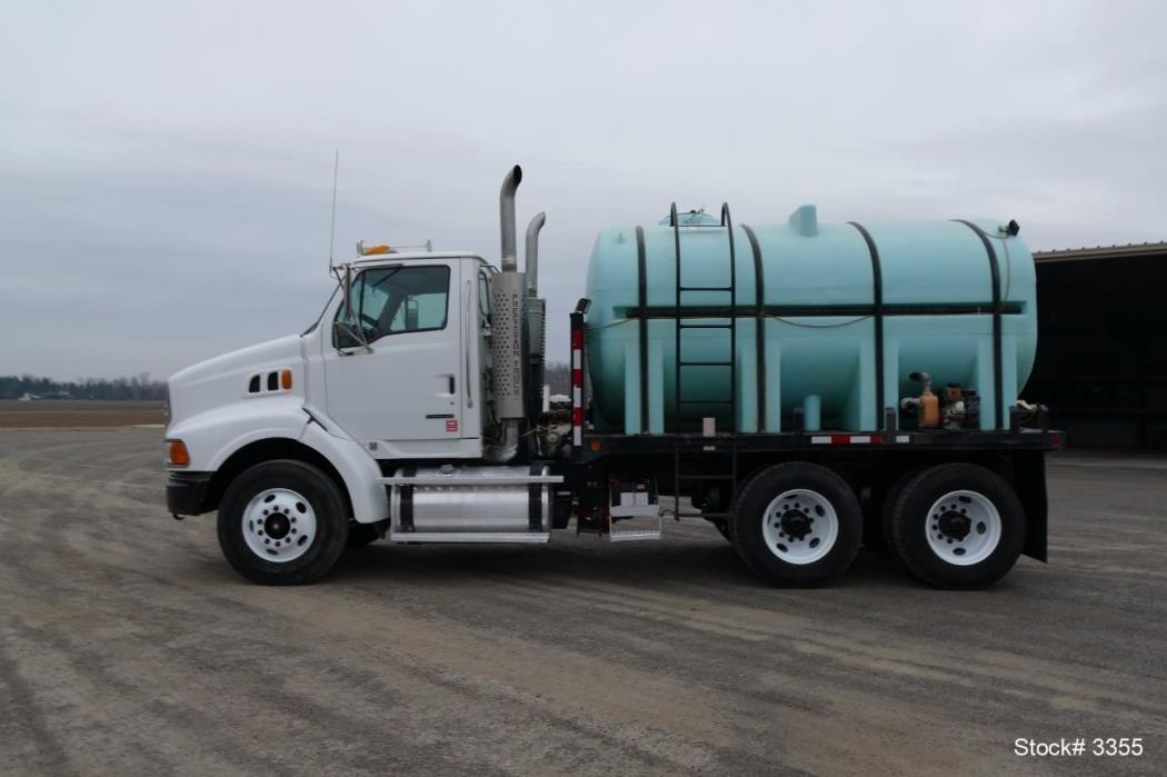 2006 Sterling A9500 Flatbed Truck