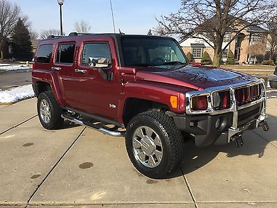 2007 Hummer H3 Luxury H3X 2007 Hummer H3 SUV Luxury Edition H3X PLEASE READ!