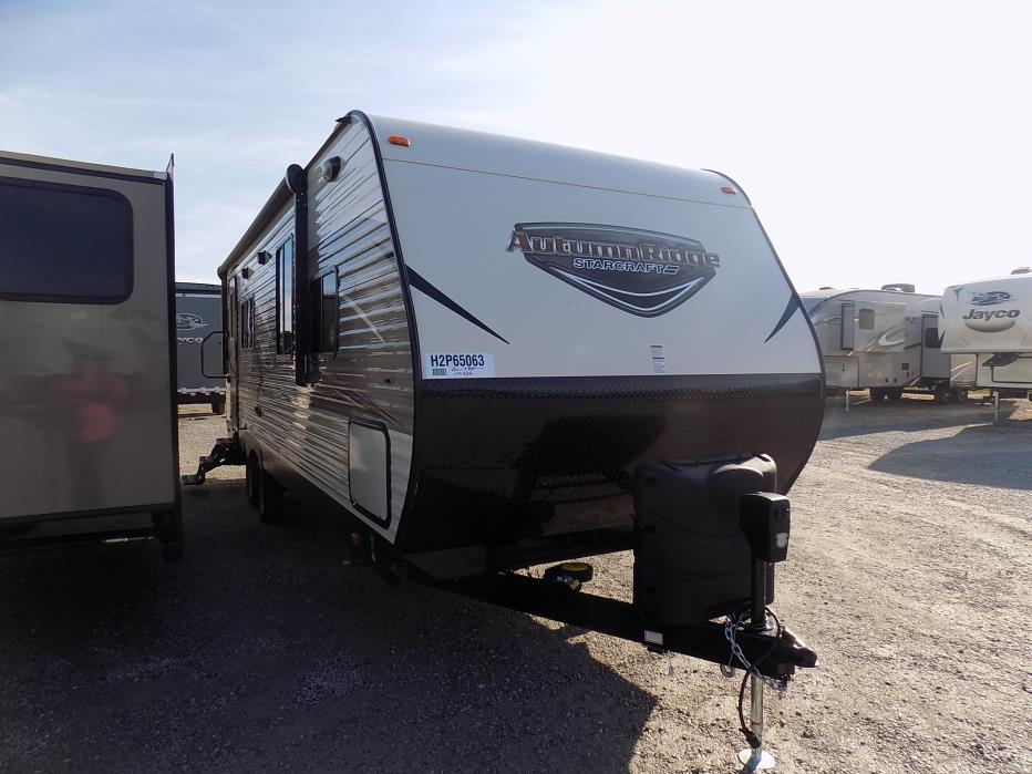 2017 Starcraft RVs AUTUMN RIDGE 266RKS
