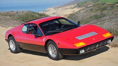 1975 Ferrari 365GT4/BB Boxer  1975 Ferrari 365GT4/BB,