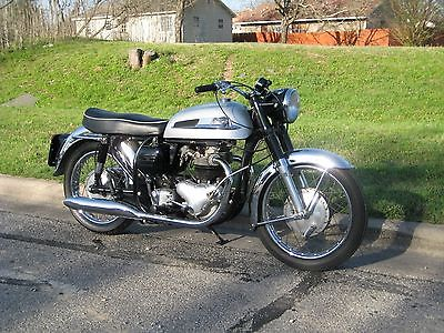 1962 Norton Atlas Norton Atlas 1962