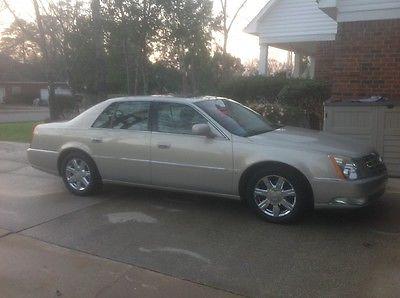 2007 Cadillac DTS 2007 Cadillac DTS