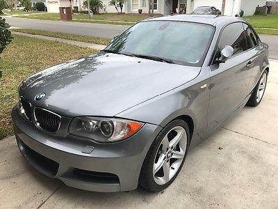 2009 BMW 1-Series bmw 135i