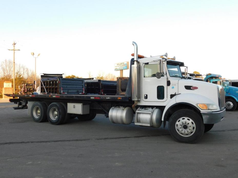 Peterbilt 340 cars for sale 2007 peterbilt 340 rollback tow truck sciox Images