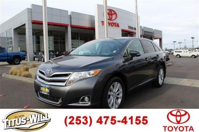 2013 Toyota Venza LE AWD 4cyl 4dr Crossover