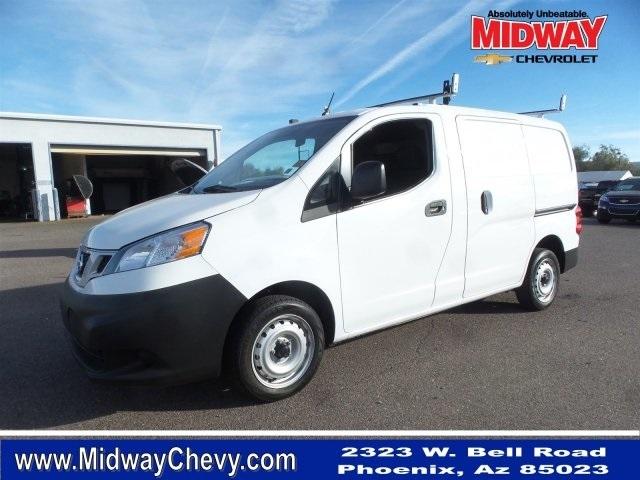 2013 Nissan Nv200 Sv Cargo Van
