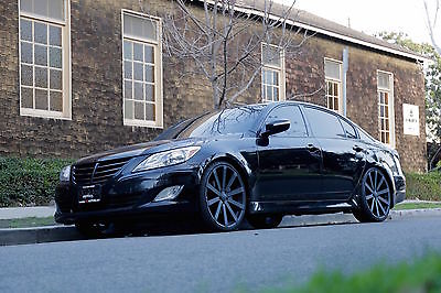 2013 Hyundai Genesis 3.8 Sedan 4-Door 2013 Hyundai Genesis Blacked Out and Customized! 22