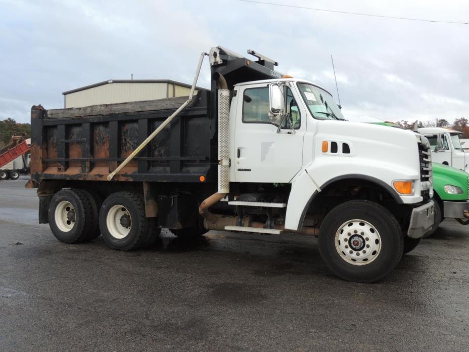 2004 Sterling Lt9500 Dump Truck