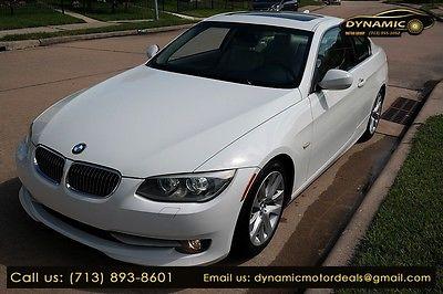 2011 BMW 3 328i 2011 BMW 3 328i 86,750 Miles WHITE 2dr Car 3.0 Automatic