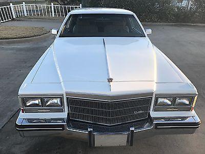 1984 Cadillac DeVille 1984 Cadillac Coupe DeVille