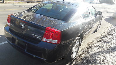 2010 Dodge Charger 2010 Dodge Charger 3.5 L Black Grey Interior