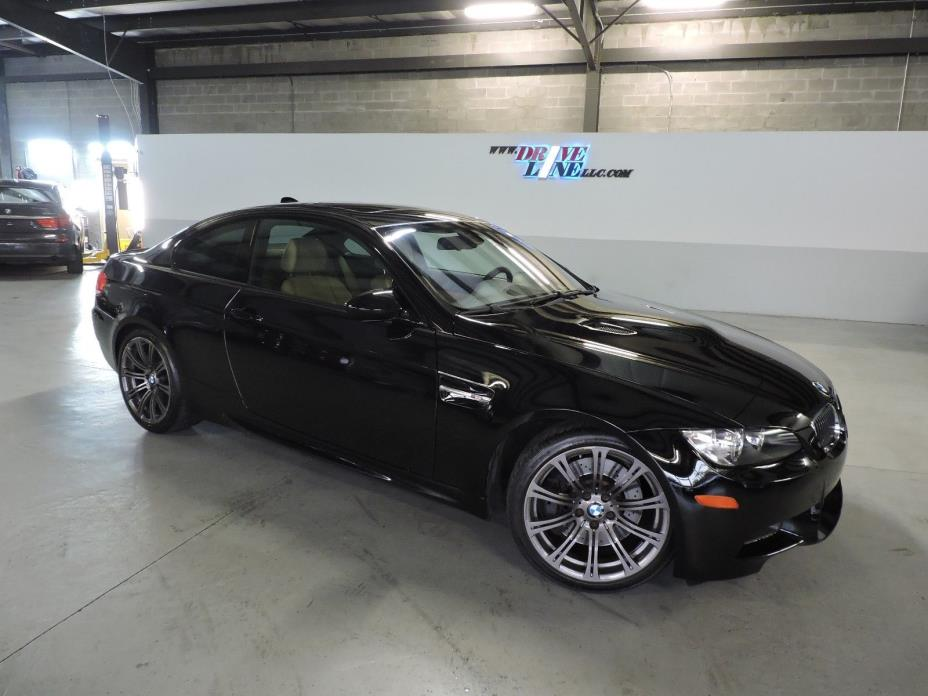 2008 BMW M3 Coupe 2-Door 2008 BMW M3 Coupe - ONE OWNER! CLEAN CARFAX! MANUAL TRANSMISSION (RARE)! Loaded!