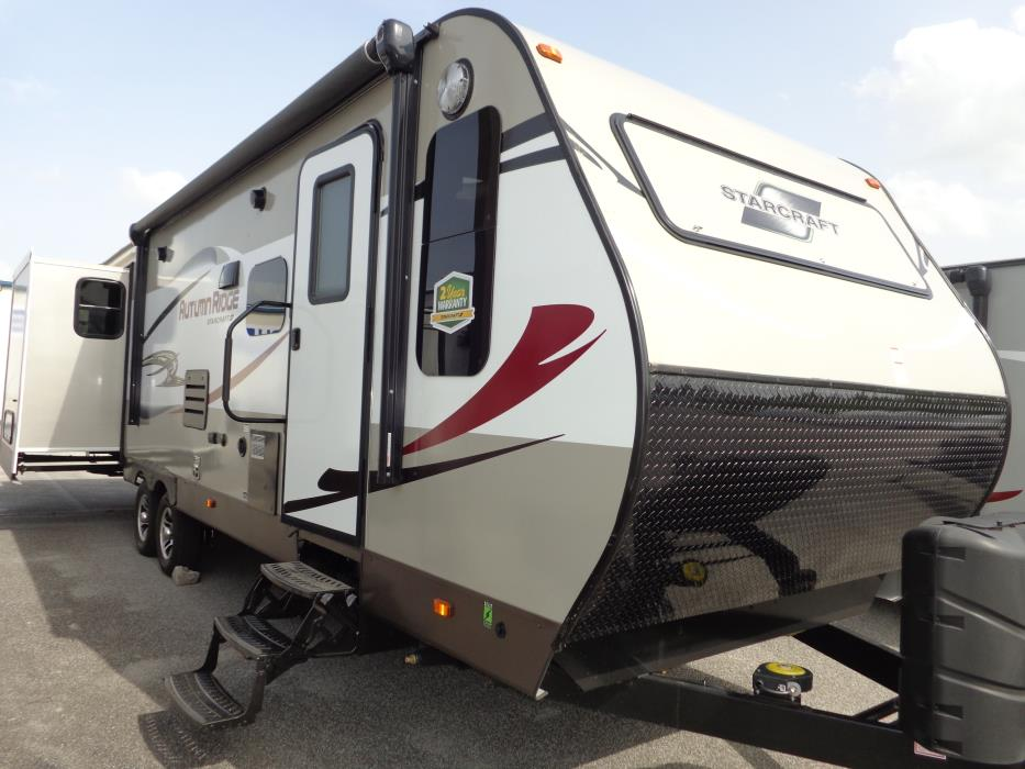 2016 Starcraft RVs AUTUMN RIDGE 286KBS