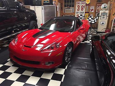 2013 Chevrolet Corvette 427 Convertible 2-Door 2013 Chevrolet Corvette 427 Convertible 2-Door 7.0L
