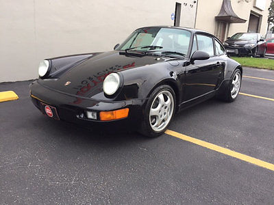 1992 Porsche 911 2dr Coupe Turbo 1992 Porsche 965 **Very Rare**