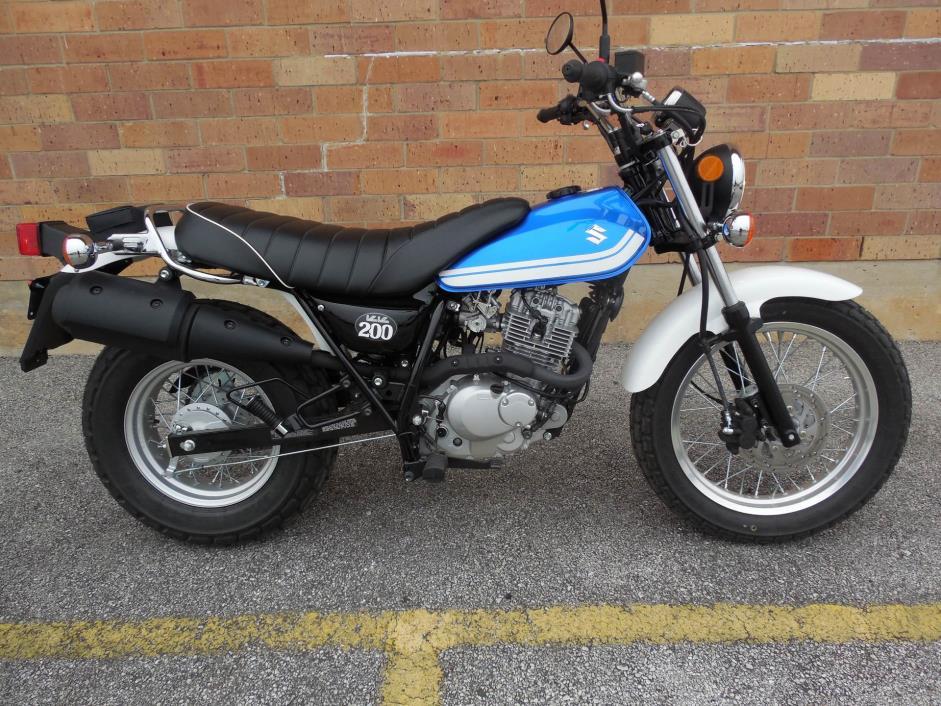 Suzuki Van Van 200 Motorcycles For Sale In San Antonio Texas