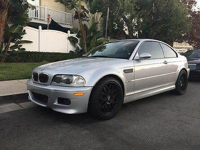 2002 BMW M3 2002 bmw m3