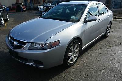 2005 Acura TSX Base 4dr Sedan 2005 Acura TSX Base 4dr Sedan 119,900 Miles Silver Sedan 2.4L I4 Manual 6-Speed