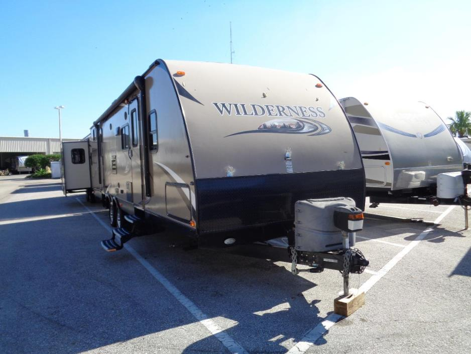 2014 Heartland Rv Wilderness 3150DS