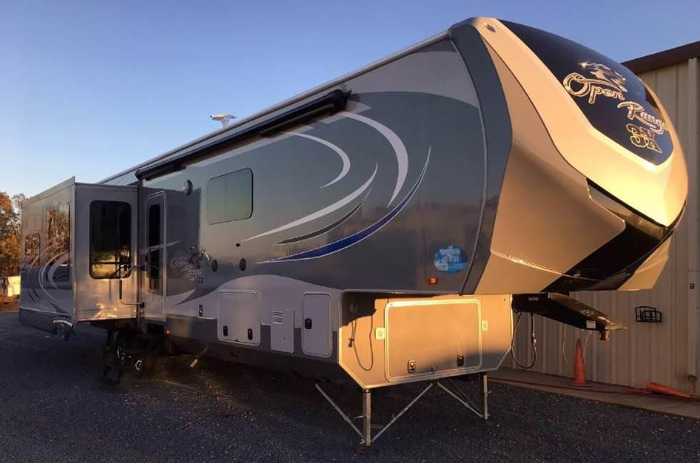 2016 Open Range Highland Ridge 3X 397FBS