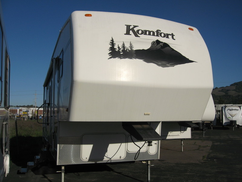 2005 Komfort 26, 0