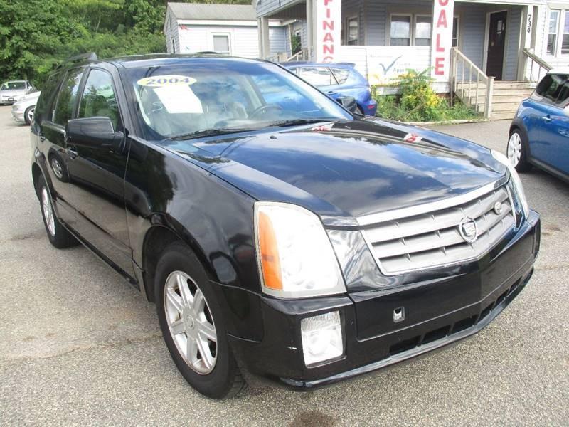 2004 Cadillac SRX Base RWD 4dr SUV V6
