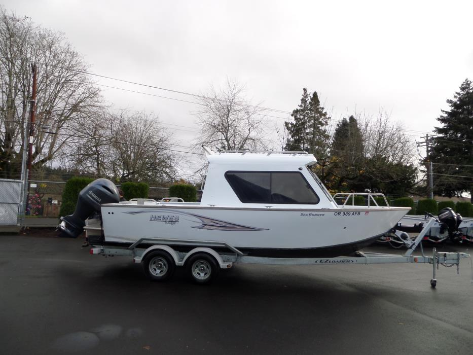 Hewescraft Sea Runner Boats for sale