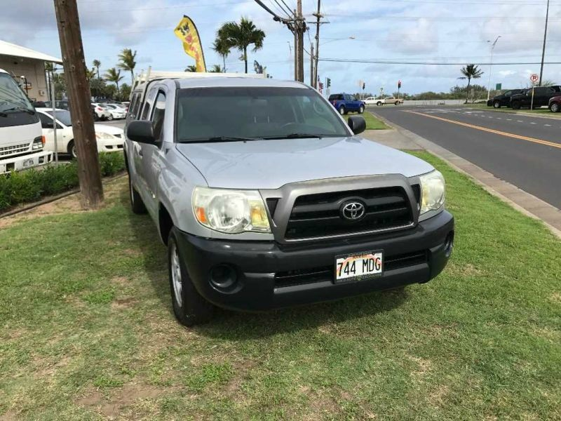 2007 Toyota Tacoma 2WD Access I4 MT (Natl)