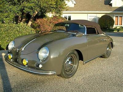 1956 Porsche 356 Carrera 1956 Vintage Speedster 356 Replica Brand New Thousands in Upgrades/Warr