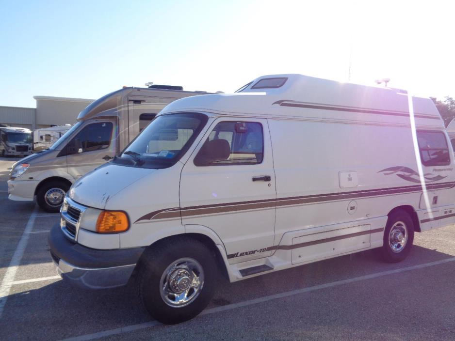 2001 Pleasure-Way Lexor TD RV