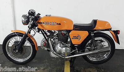 1973 Ducati Superbike  Ducati Bevel 750 SPORT VINTAGE 1973