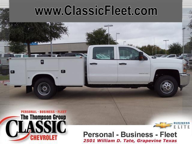 2016 Chevrolet Silverado 3500hd  Utility Truck - Service Truck