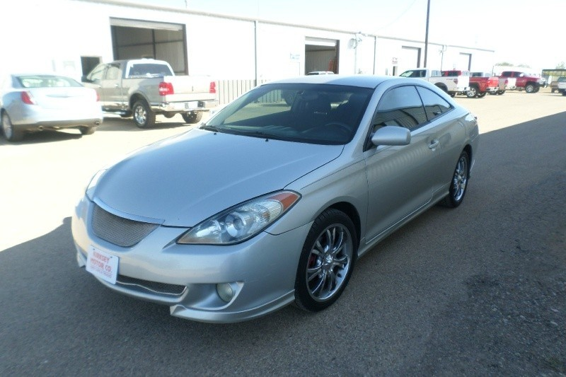 2004 Toyota Camry Solara 2dr Cpe SE V6, FULLY LOADED, LEATHER, SUNROOF, POWER EVERYTHING, NO ACCIDEN
