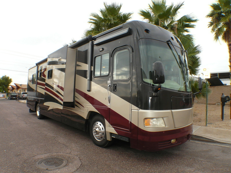 2005 Georgie Boy CRUISE AIR XL 3890TS