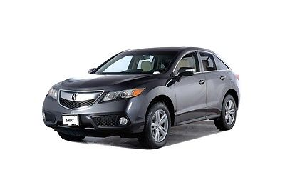 2013 Acura RDX Technology Package 2013 Acura RDX Technology Package 37728 Miles Gray 4D Sport Utility 3.5L V6 SOHC