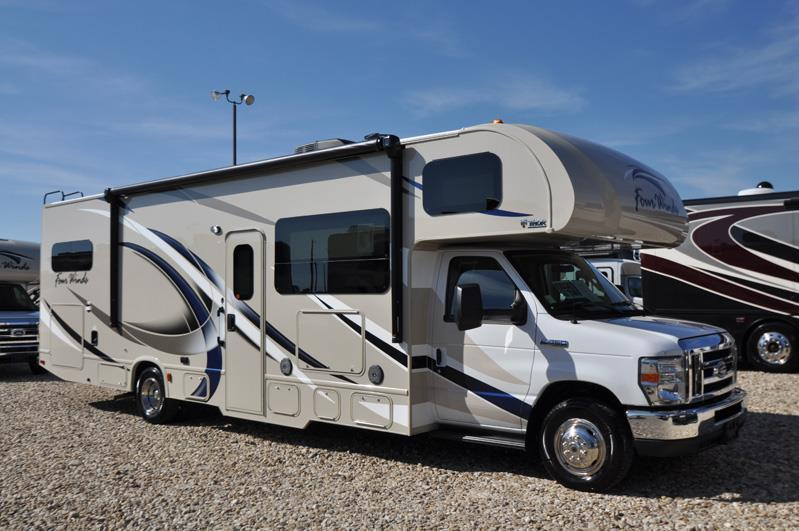 2017 Thor Motor Coach Four Winds 31W RV for Sale at MHSRV W/Ex