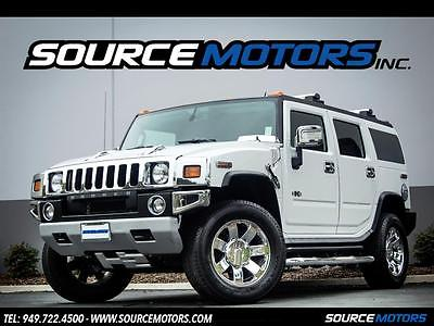 2008 Hummer H2 Base Sport Utility 4-Door 2008 Hummer H2 Luxury 20