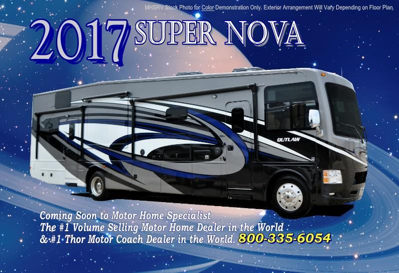 Thor Motor Coach Outlaw Mh 37rb RVs for sale on