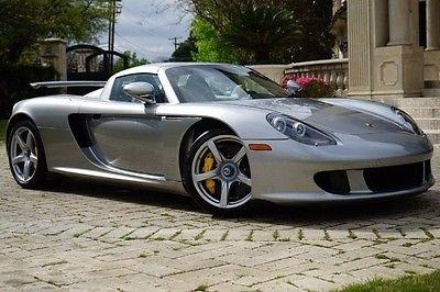 2005 Porsche Carrera GT -- 2005 Porsche Carrera GT