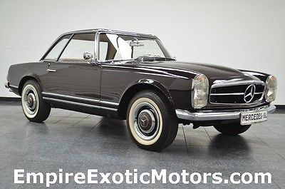 1966 Mercedes-Benz 230 SL 2 Door Roadster Mercedes-Benz 230 SL with 49,600 Miles available now!