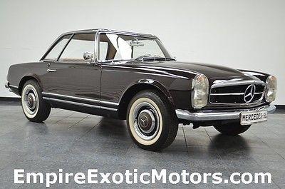 1966 Mercedes-Benz 230 SL 2 Door Roadster Mercedes-Benz 230 SL with 49,600 Miles available now!