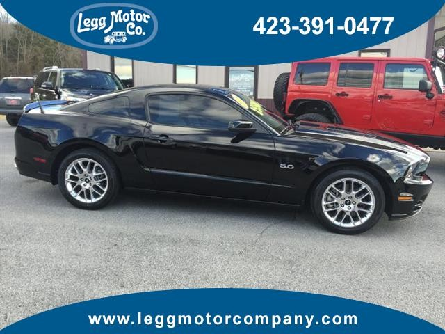 2013 Ford Mustang GT Premium