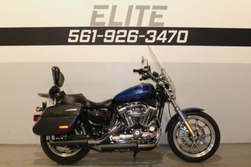 2015 Harley-Davidson Sportster  2015 Harley XL1200T Sportster XL1200 Superlow VIDEO Chrome Upgrades Finance