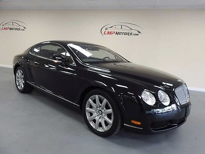 2005 Bentley CONTINENTAL GT 2005 Bentley CONTINENTAL GT 14650 Miles 6-Speed Shiftable Automat