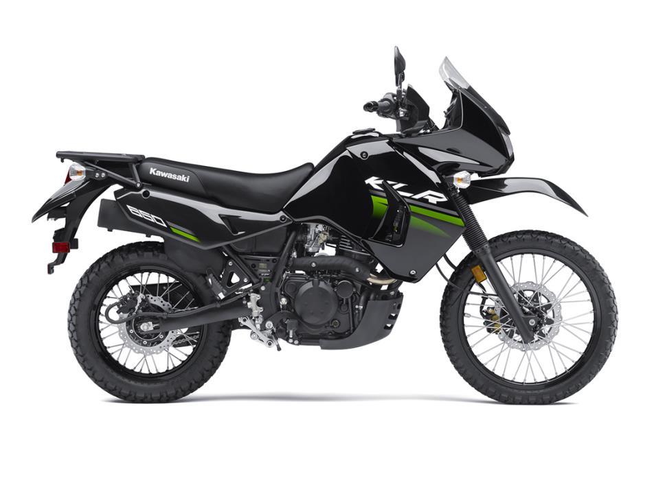 2016  Kawasaki  KLR™ 650