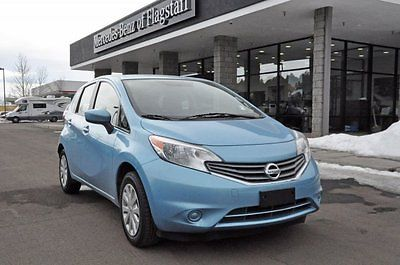 2015 Nissan Versa SV 2015 Nissan Versa Note SV Hatchback Regular Unleaded I-4 1.6 L/98 Automatic Morn