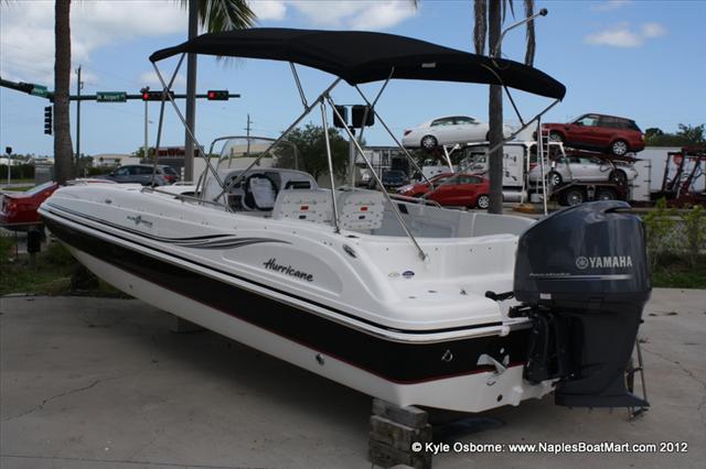 2016 Hurricane SS 231 OB