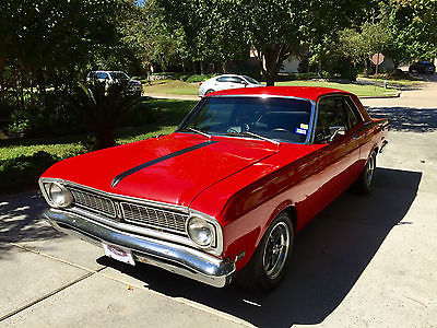 1970 Ford Falcon 1970 Ford Falcon 2 Door Coupe