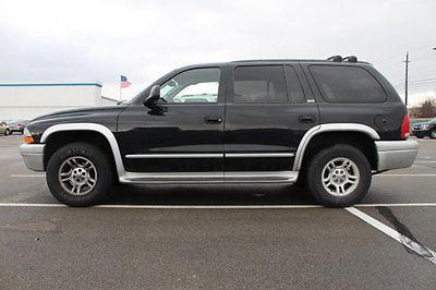 2002 Dodge Durango 4dr 4WD SLT Plus 4dr 4WD SLT Plus SUV Automatic Gasoline 4.7L 8 Cyl GREY